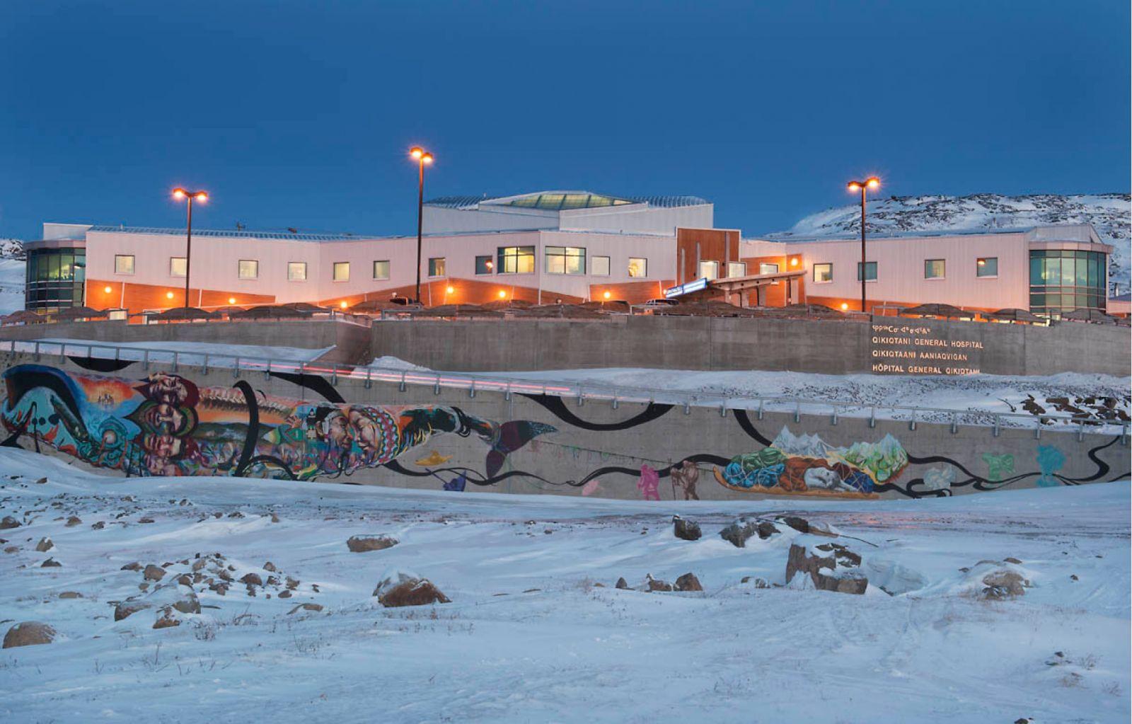 Qikiqtani General Hospital Government Of Nunavut